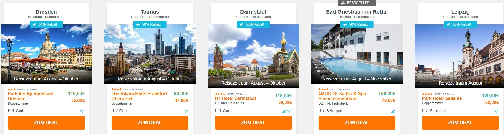 Hotel.info Angebote Singles Day