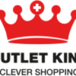 Outlet King Logo Singles Day
