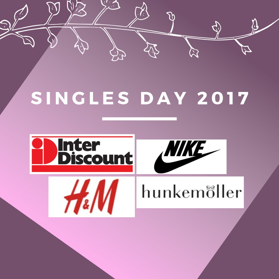 Singles Day First Mover Shops 2017