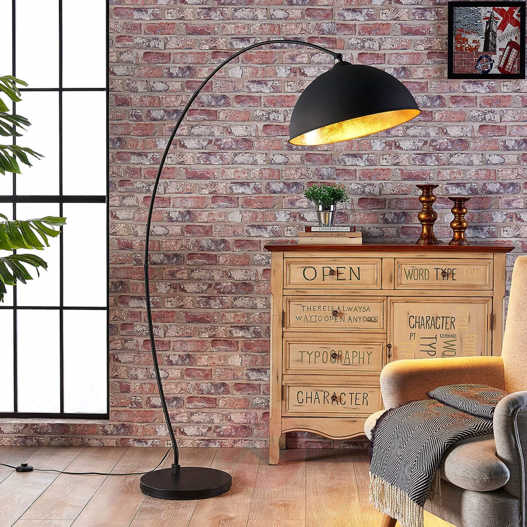 Lampenwelt Stehlampe Singles Day 2019